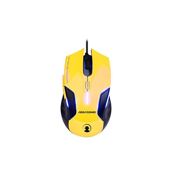 Chuột máy tính chuyên game Assassins N500