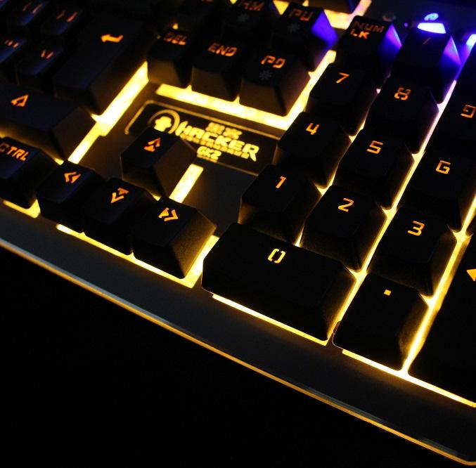 Bàn phím bán cơ chuyên game Assassins GK2 Overwatch
