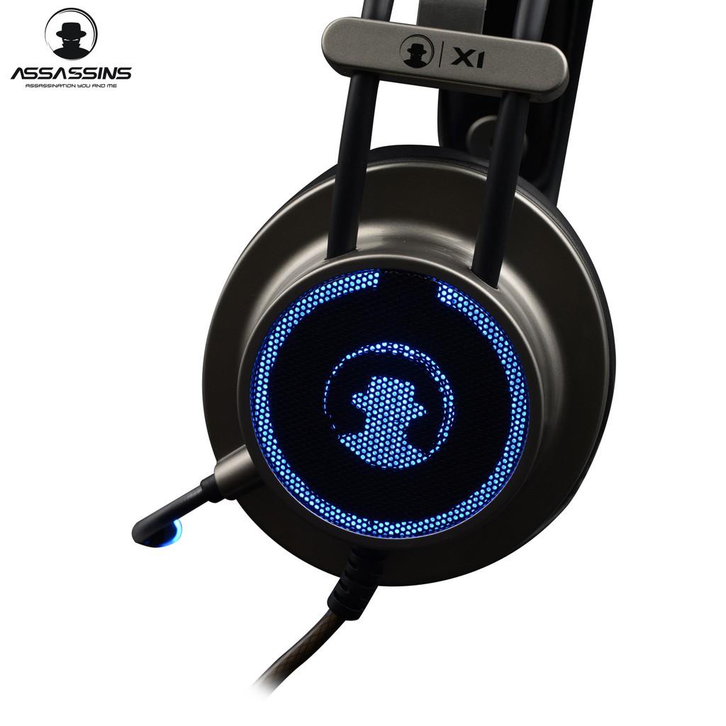 Tai nghe chuyên game Assassins X1